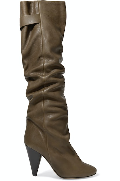 Lacine Tall Leather Boots