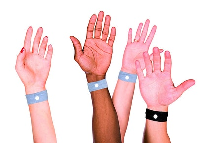 Sea Band Anti-Nausea Wristband (2-Pack)