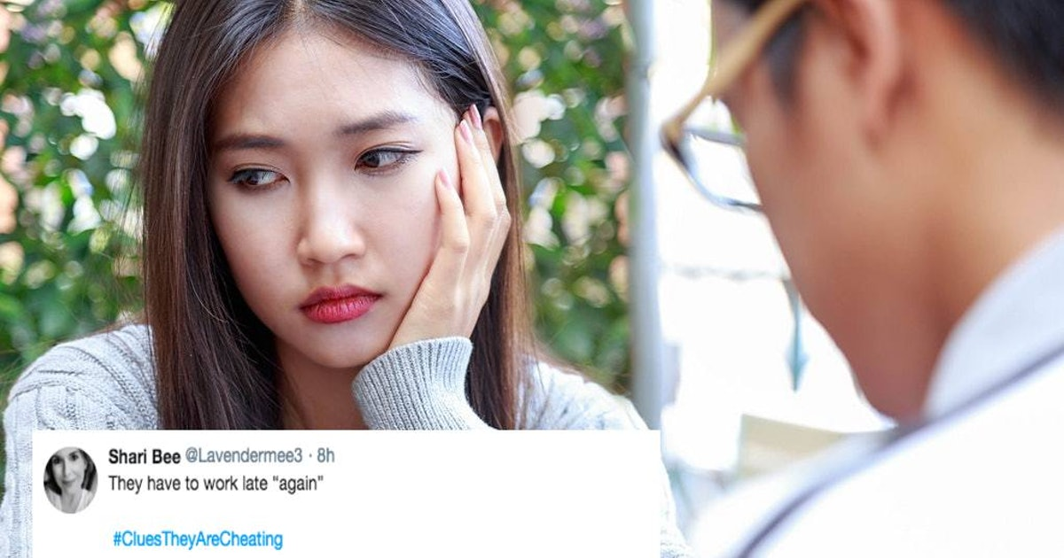 14 Clues Your Partner Is Cheating That Are Trending On Twitter & Are Suspicious AF
