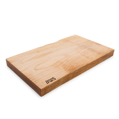 Maple Rustic-Edge Design Cutting Board