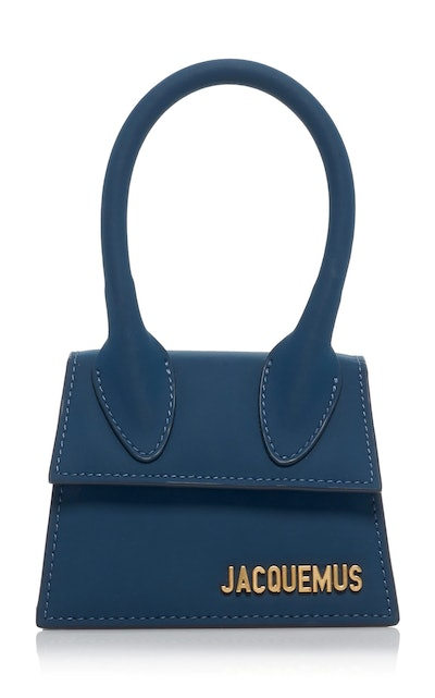 Le Chiquito Matte Leather Bag