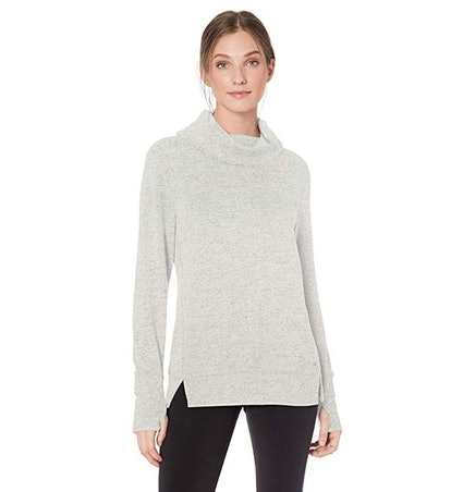 Amazon Essentials Funnel Neck Sweatshirt