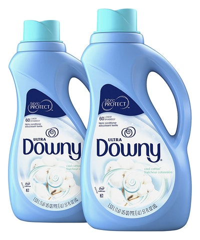 Downy Ultra Cool Cotton Liquid Fabric Conditioner (51 Oz., Pack Of 2)