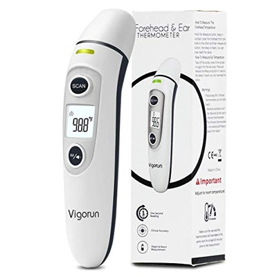 Vigorun Forehead & Ear Thermometer