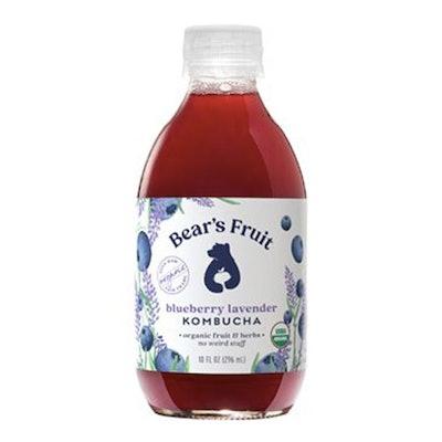 Bear's Fruit Organic Kombucha