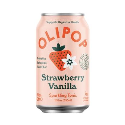 Strawberry Vanilla Sparkling Tonic (Case of 24)