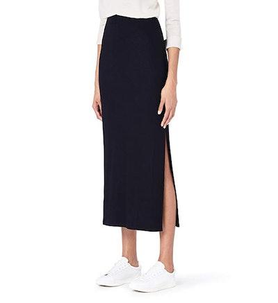 Meraki Rib Maxi Skirt