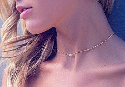 Benevolence LA Opal Choker Necklace