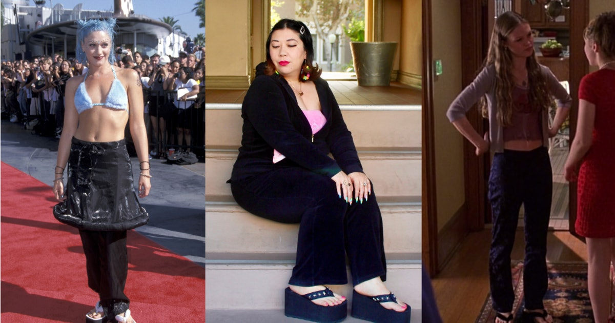 The History Of Platform Sandals & How They've Outlived So Many Shoe Trends