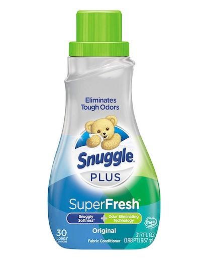 Snuggle Plus Super Fresh Liquid Fabric Conditioner (31.7 Oz.)