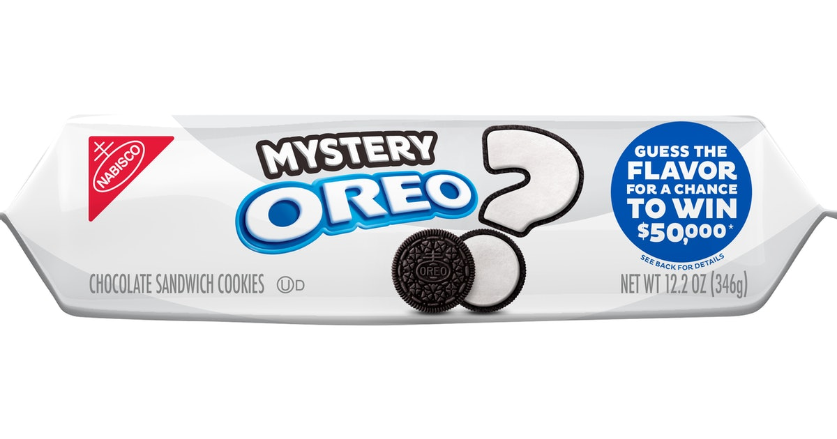 The Mystery OREO Challenge Could Make You $50,000 Richer — Here's How