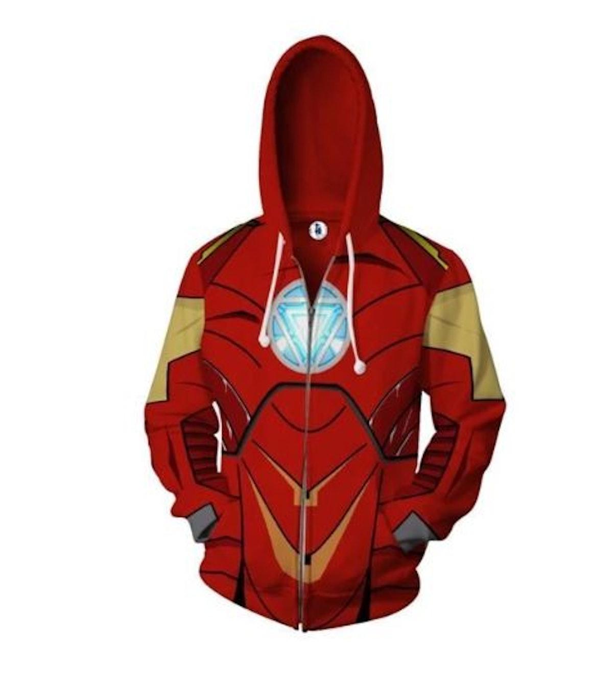 IRON MAN Hoodie Jacket