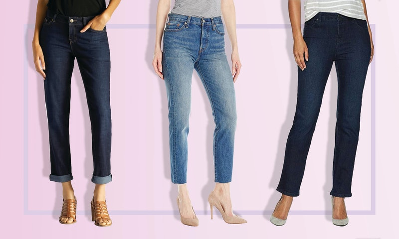 best jeans for women with big thighs