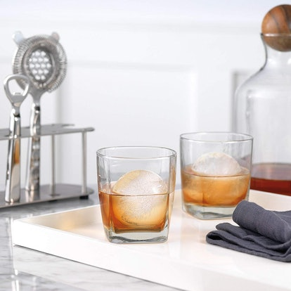Tovolo Stacking Ice Sphere Molds (2-Pack)