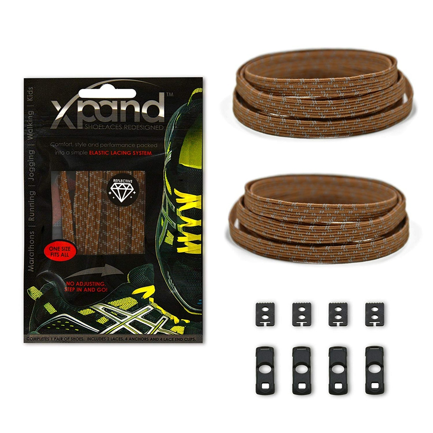 xpand shoelaces