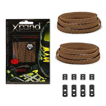 Xpand No Tie Elastic Shoelaces System