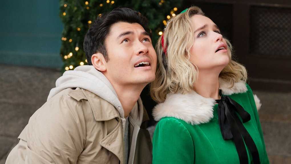 This New 'Last Christmas' Trailer Will