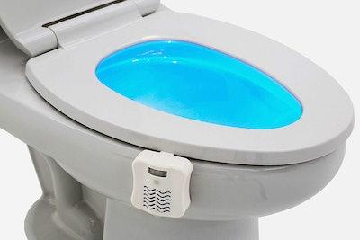 GlowBowl Fresh Toilet Night Light