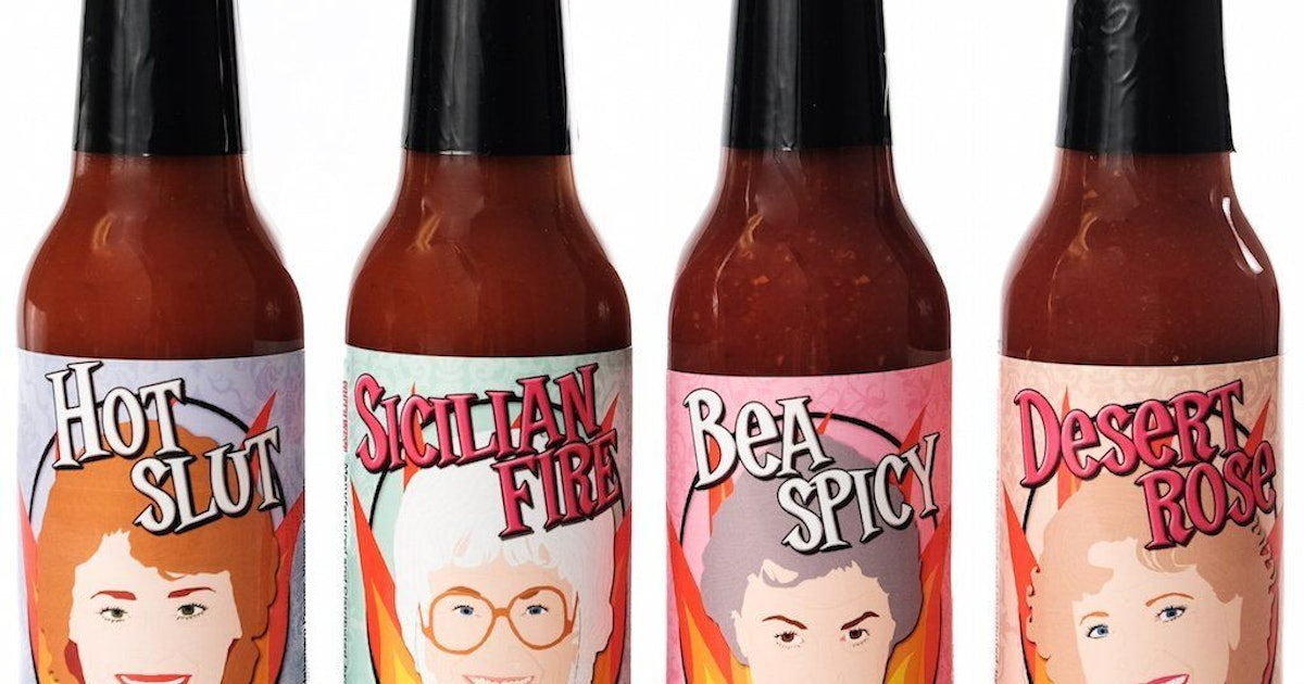 Supremely Hot Sauce Flavors Are Based On Iconic Supreme Court Justices