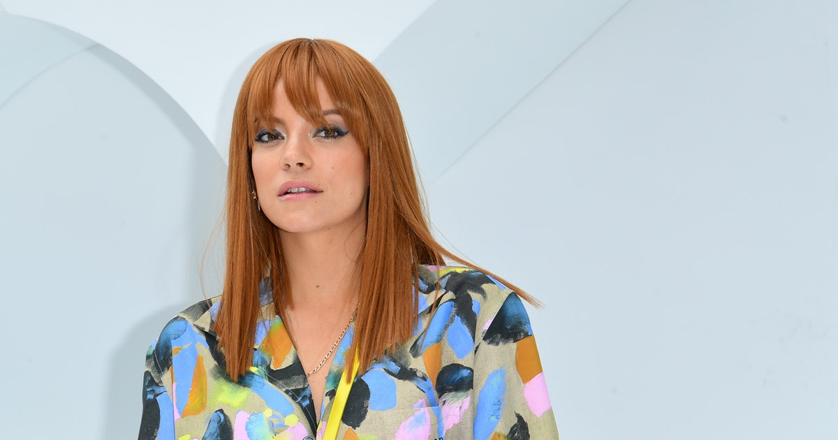 Lily Allen Claims She Told Her Record Label She Was Sexually Assaulted & It Did Nothing