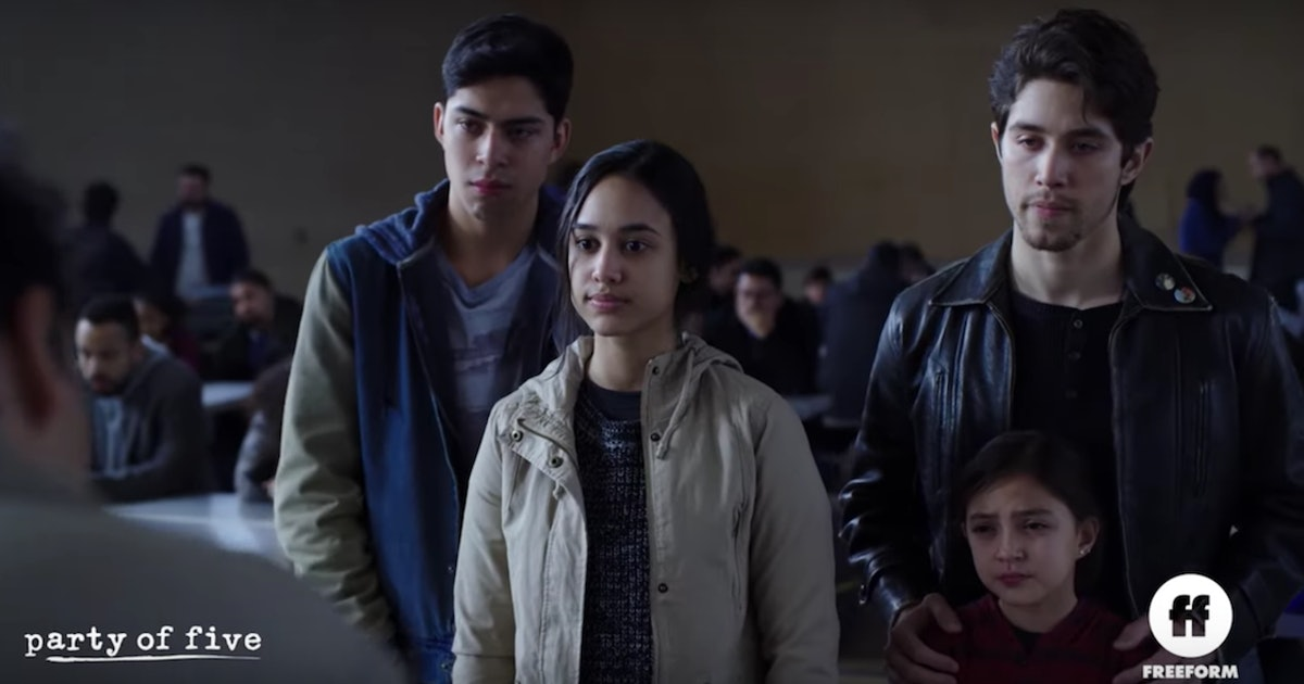 This 'Party Of Five' Reboot Clip Captures The Inhumanity Happening At The Border — VIDEO