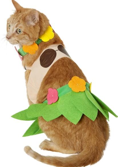 Frisco Hula Girl Dog & Cat Costume