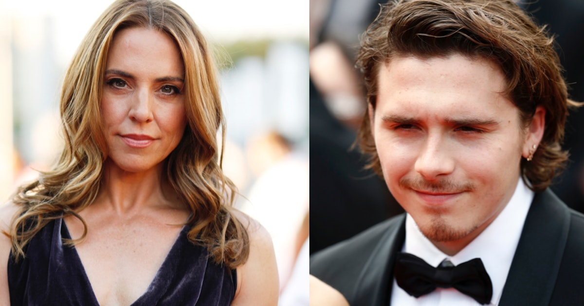 Brooklyn Beckham & Mel C Reunited At Fashion Week & It Was The Purest Thing Ever