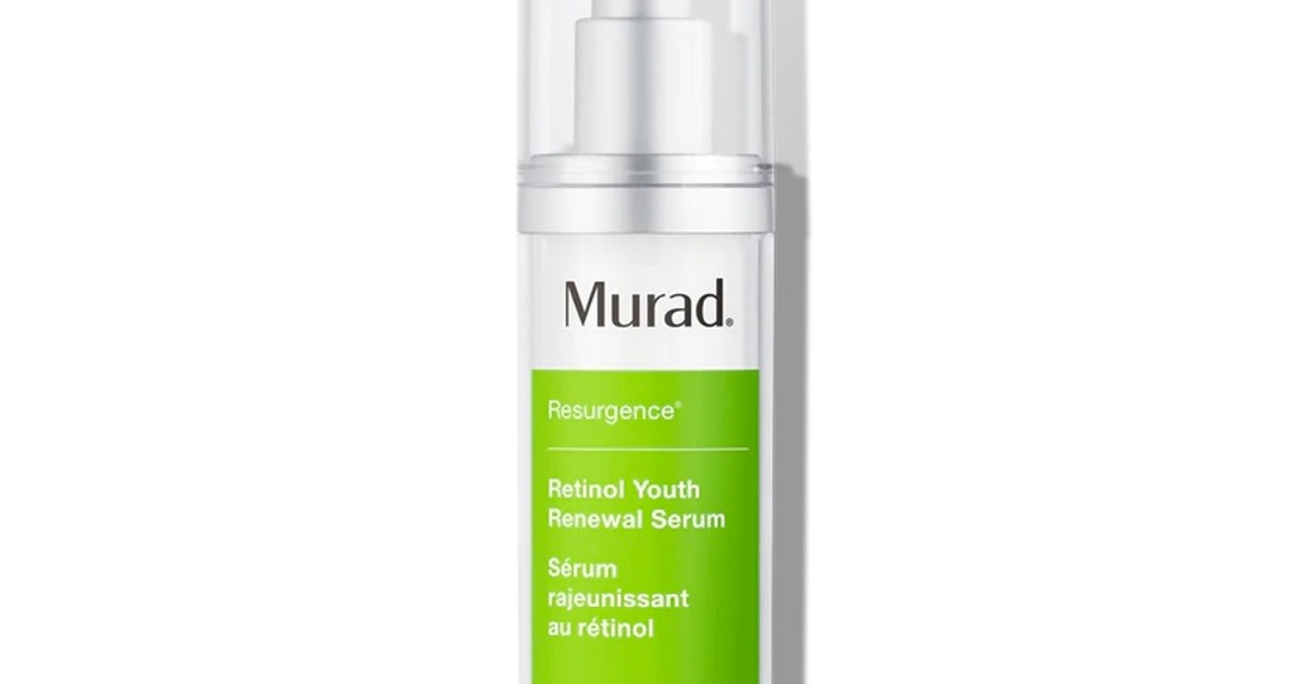 Murad's 20 Percent Off Sale Includes A Crowd-Favorite Moisturizer & More Best-Sellers