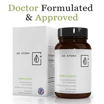Dr. Stern Rebalance Probiotic Supplement (60 Capsules)
