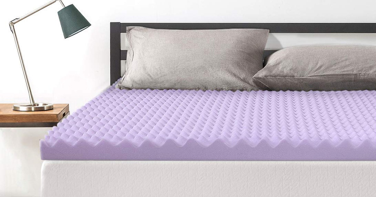 The 3 Best Egg Crate Mattress Toppers