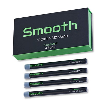 Smooth B12 Vape Inhalable Aromatherapy Pen (4-Pack)