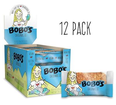 Bobo's Original Oat Bars (12-Pack of 3 Oz Bars)