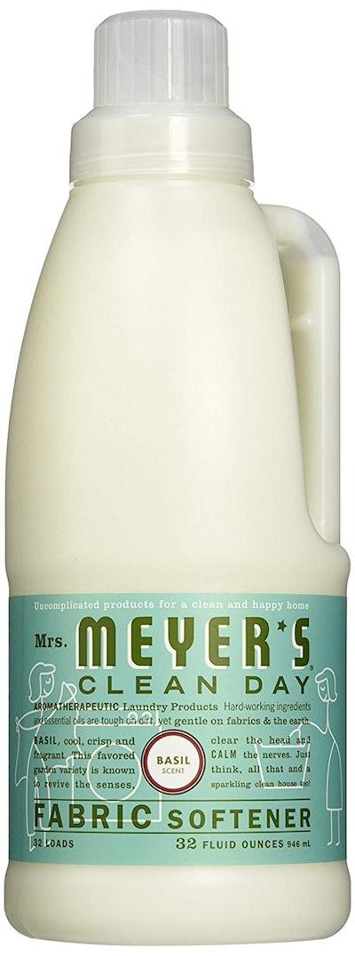 Mrs Meyer's Fabric Softener, Basil Scent (32 Oz., Pack Of 2)
