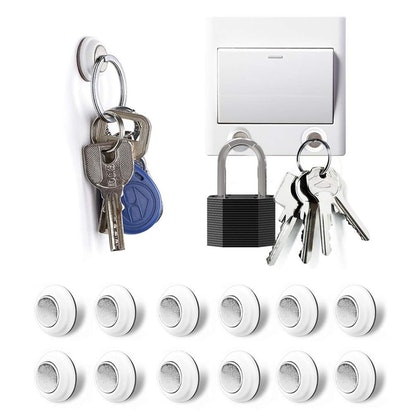 Tescat Magnetic Key Holder (12-Pack)