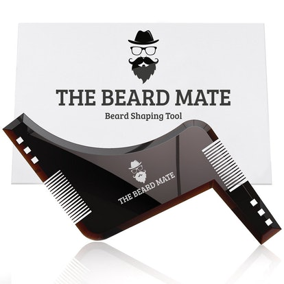 The Beard Mate Beard Shaping Tool
