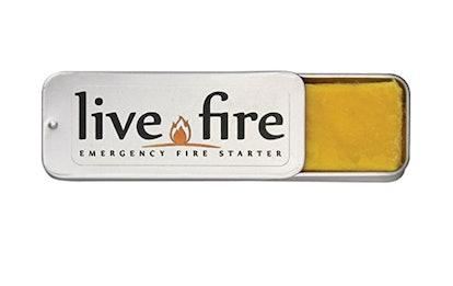 Live Fire Gear Emergency Fire Starter