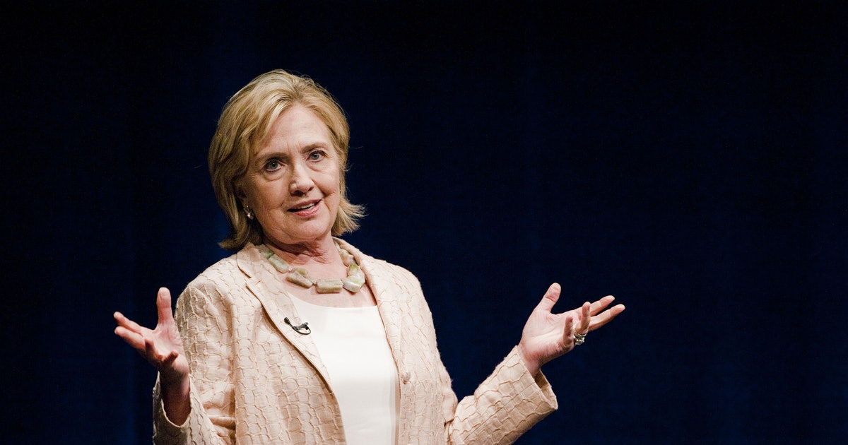 Hillary Clinton is still making jokes about those emails