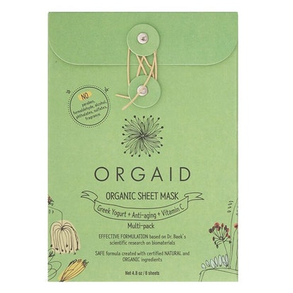Organic Sheet Mask Multipack