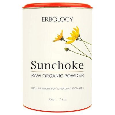 Erbology Sunchoke Raw Organic Powder (7.1 Oz)