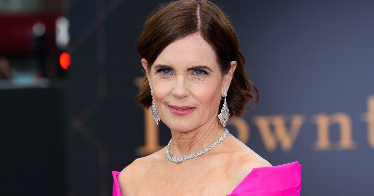 'Downton Abbey's Elizabeth McGovern On Being Back On Set & Whether The Series Will Ever Return