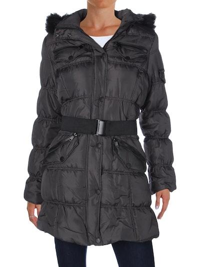 Urban Republic Womens Winter Parka Anorak Jacket