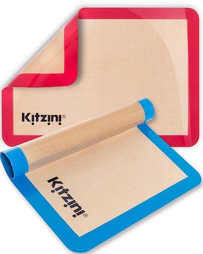 Kitzini Silicone Baking Mats (Set of 2)