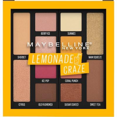Maybelline New York Lemonade Craze Palette