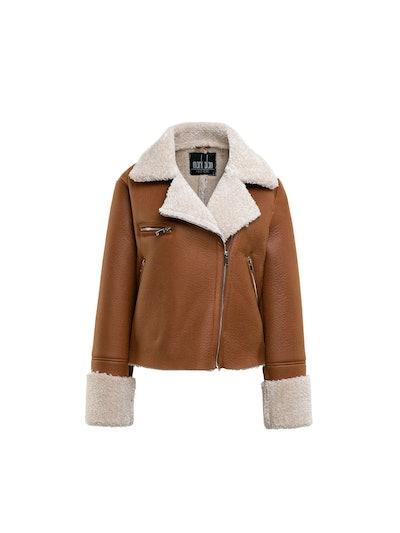 Mark Alan New York Women's Faux Shearling Jacket
