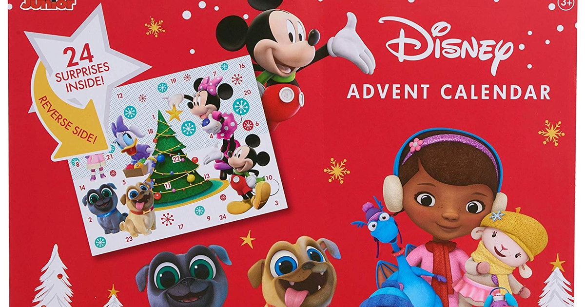 Disney Advent Calendars For 2019 Are Full Of Adorable Trinkets