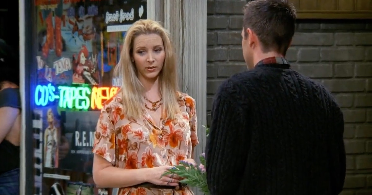 Phoebe's Boyfriends On 'Friends' Were Always Questionable, But The Creators Only Regret Two
