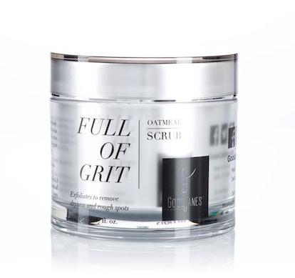 Full Of Grit Oatmeal Scrub