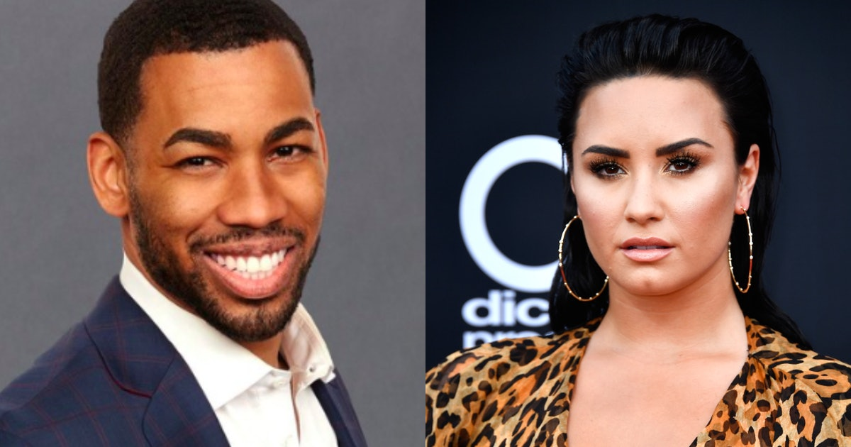 Demi Lovato & Mike From 'The Bachelorette' Are Reportedly Hanging Out, So Things Are Heating Up