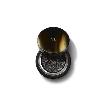 "Lid Lustre Crystal Infused Eyeshadow in ""Onyx"""