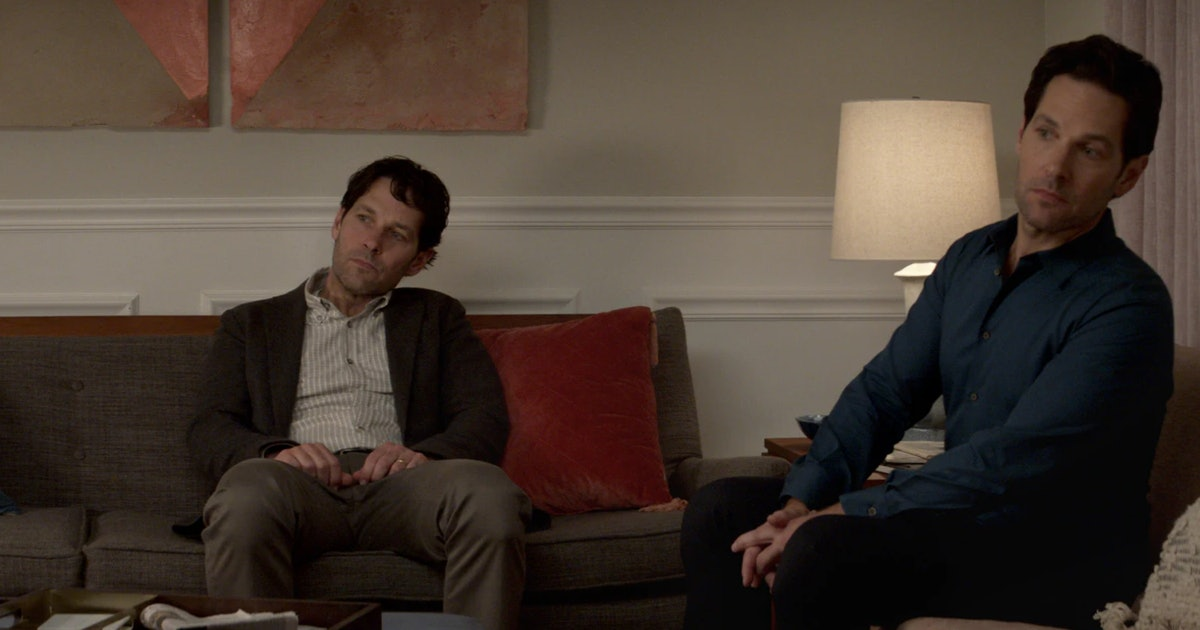 Netflix's 'Living With Yourself' Trailer Features Paul Rudd As His Own Worst Enemy — VIDEO